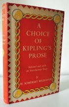 A Choice of Kipling's Prose