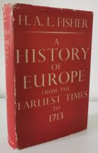 A History of Europe from the Earliest Times to 1713