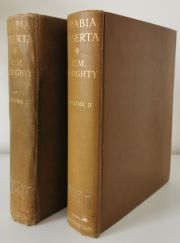 Travels in Arabia Deserta Volumes 1 and 2