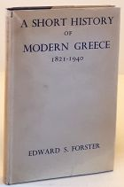 A Short History of Modern Greece 1821 - 1940