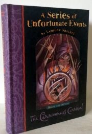 The Carnivorous Carnival - Book the Ninth - A Series of Unfortunate Events