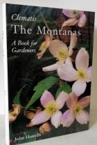 Clematis The Montanas (A Book For Gardeners)