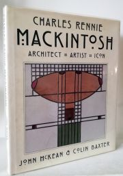 Charles Rennie Mackintosh Architect Artist Icon