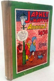 Japhet and Happy's Annual 1938