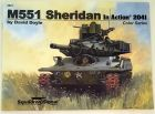 M551 Sheridan in Action 2041