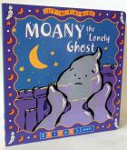 Moany the Lonely Ghost - Lift the Flap Book - Brimax 3-5 Years