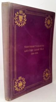 Northamptonshire and the Great War 1914-1918
