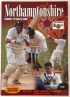 Northamptonshire County Cricket Club Official 2002 Season Yearbook
