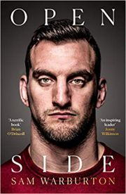 Sam Warburton : Open Side