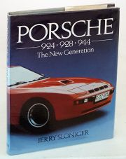Porsche 944 928 944 The New Generation