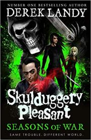 Seasons Of War : Skulduggery Pleasant 13