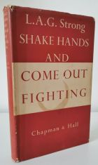 Shake Hands and Come Out Fighting