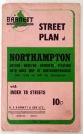 Street Plan of Northampton