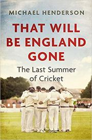 That Will Be England Gone