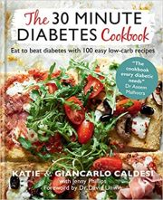 The 30 Minute Diabetes Cookbook