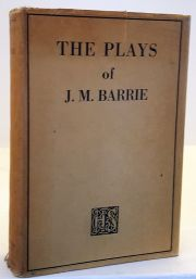 The Plays of J M Barrie