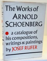 The Works of Arnold Schoenberg