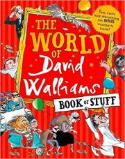 The World Of David Walliams Book Of Stuff