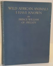 Wild African Animals I Have Known