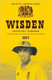 Wisden Cricketers Almanack 2021